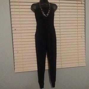 Medium Black Jumpsuit